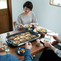 家族でアイデアを出し合ってオリジナル料理、つくっちゃおう!
