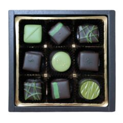 今年は「和」がトレンド!チョコでお茶を楽しむコレクション